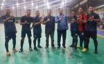 Rutan Kelas IIB Tamiang Layang Ikuti Turnamen Futsal Piala Kakanwil Kemenkumham Kalteng
