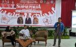 Pemuda Harus Menjadi Agen Perubahan Untuk Kabupaten Kotawaringin Timur
