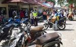 Polres Kobar Jaring Ratusan Pengendara di Hari ke 7 Operasi Zebra Telabang