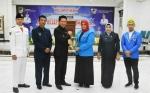 Bupati Barito Utara Ingatkan Pengurus KNPI untuk Miliki Komitmen Majukan Organisasi