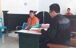 Saksi Berhalangan Hadir, Sidang Kurir Sabu Ditunda