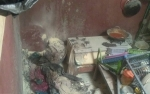 Regulator Kompor Gas Lepas, Barak Mugiarto Nyaris Terbakar