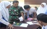 Kodim Kuala Kapuas Gelar Technical Meeting Lomba PBB Antar Pelajar