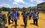 Dandim Muara Teweh: Kehadiran TNI Guna Sebarkan Semangat Gotong Royong