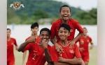 Kiprah Alfin Lestaluhu Bersama Timnas Indonesia Semasa Hidupnya