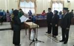 Pemko Palangka Raya Kembali Rombak Pejabat Tinggi Pratama