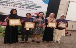 DPK Sukamara Terima Penghargaan Perpustakan Terbaik Tingkat Provinsi