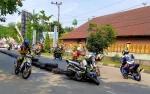 371 Starter Meriahkan Bupati Kotim Open Race Motor Prix 2019 di Taman Kota Sampit