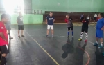 SIWO PWI Kalteng Kenalkan Pelatih Cabor Futsal