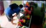 Ini Video Rekaman CCTV Aksi Pencurian Kotak Amal di Apotek Puruk Cahu