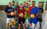 Dukungan untuk Cabor Futsal PWI Kalteng Bergulir