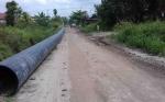 DPRD Kotim Minta Galian di Jalan Untuk Proyek PDAM Diperbaiki Kembali
