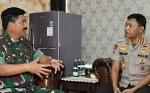 Panglima TNI Harap Sinergitas TNI-Polri