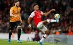 Wolves Tahan Imbang Arsenal 1-1 di Emirates Stadium