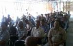 Warga Kasongan Hadiri Sosialisasi Pendaftaran Tanah Sistematis Lengkap Partisipasi Masyarakat