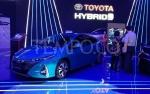 Toyota Prius Ditarik Karena Sistem Hybrid Diduga Bermasalah