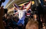 Ucapan Selamat Mengalir Kepada Hamilton Setelah Gelar Juara Dunia ke-6