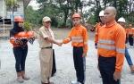 Kepala Disnakertrans Murung Raya Hadiri Pembukaan Pelatihan Green Operator