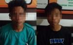 2 Pencuri Motor di Desa Rasau Tumbuh Diringkus Security Perusahan