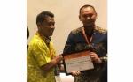 PT SSMS Tbk Raih Penghargaan dari Fortasbi sebagai Pembina Petani Sawit Mandiri