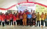Camat Kahayan Hilir Minta Kepala Desa Baru Berdayakan Kelembagaan di Desa
