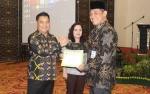 Meskipun Menjadi Locus Stunting, Kotim Tetap Terima Penghargaan Daerah Percepatan Pencegahan Stunting