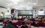 Kodim 1012 Gelar Komunikasi Sosial dengan Pemkab Barito Timur