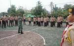 Personel Kodim 1011 Kuala Kapuas Aktif Latih PBB dan Wawasan Kebangsaan Kepada Anggota Pramuka