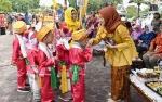 Ribuan Anak PAUD Meriahkan Gebyar Anak Nusantara