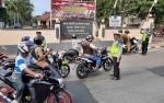 815 Pelanggar di Barito Timur Ditilang Selama Operasi Zebra Telabang 2019