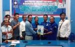 Bawa Tim dari Sejumlah Kecamatan Utara Kotim, Zam an Daftar ke PAN dan Gerindra