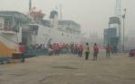 Terminal Penumpang Tetap Dibangun di Pelabuhan Sampit