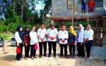 Tim Verifikasi Kecamatan Teweh Tengah Tinjau Pelaksanaan Pembangunan di Desa Lemo I