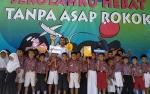 Bupati Seruyan: Lingkungan Sekolah Harus Bebas dari Asap Rokok