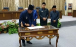 6 Fraksi DPRD Barito Utara Setujui Raperda APBD 2020
