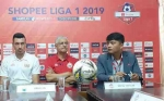 Ini Kata Pelatih Persija Jakarta Setelah Imbang Hadapi Semen Padang