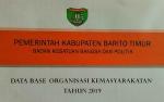 Ini Rincian 17 Ormas dan LSM Terdaftar di Badan Kesbangpol Barito Timur