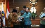 Gubernur Kalteng Ikuti Audiensi APPSI Jelang Munas VI di Jakarta