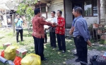 BPBD Kapuas Salurkan Bantuan untuk Korban Terdampak Kebakaran di Selat Hilir