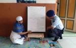 Santri Lapas Pangklan Bun Buat Karya Al Quran Ukuran Besar