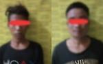 Polsek Kapuas Murung Amankan Dua Pencuri Beraksi di Desa Sri Mulya
