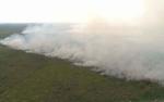 Status Siaga Kathutla Berakhir, Pagi Hari Masih Muncul Kabut Asap di Pangkalan Bun