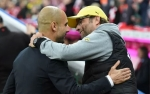 Klopp Menganggap Guardiola Manajer Terbaik di Dunia