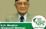 KH Masjkur Dianugerahi Gelar Pahlawan Nasional
