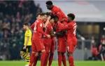 Bayern Pukul Dortmund Empat Gol Tanpa Balas pada Der Klassiker