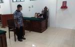 Hakim Vonis Pembakar Lahan 5 Bulan Penjara
