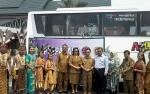 Bupati Katingan Ucapkan Terima Kasih kepada Kementerian Perhubungan RI Bantu Bus Untuk Pesparawi