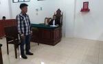 Budak Sabu Divonis 4 Tahun Penjara