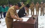 Pemprov Kalteng Tandatangani MoU dengan Universitas Palangka Raya