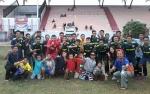 Tim KNPI Lolos ke Final Turnamen Sepakbola Perkumpulan Sahabat Pemuda Katingan